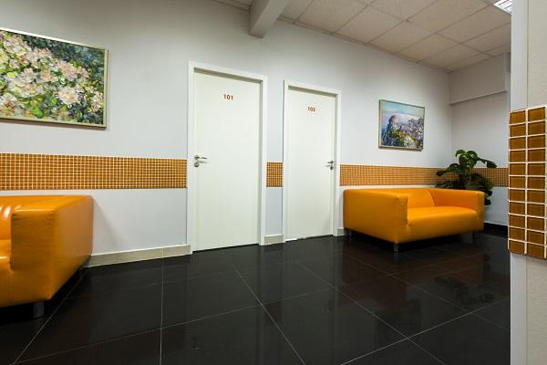 Интерьер клиники фото