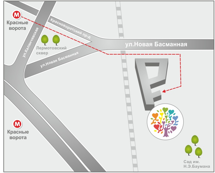 поликлиника схема проезда